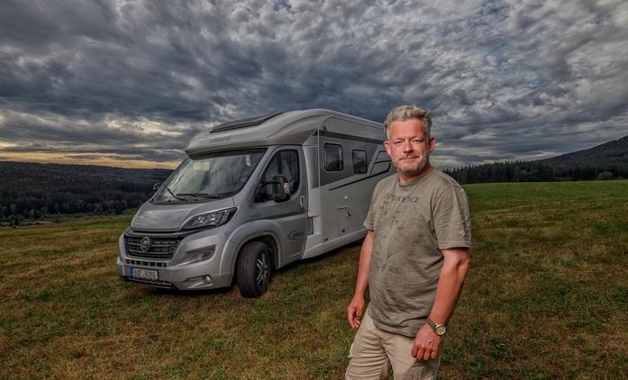 V karavanu po Česku: Aleš Háma doporučuje, kam vyrazit na výlet   Fandíme seriálům