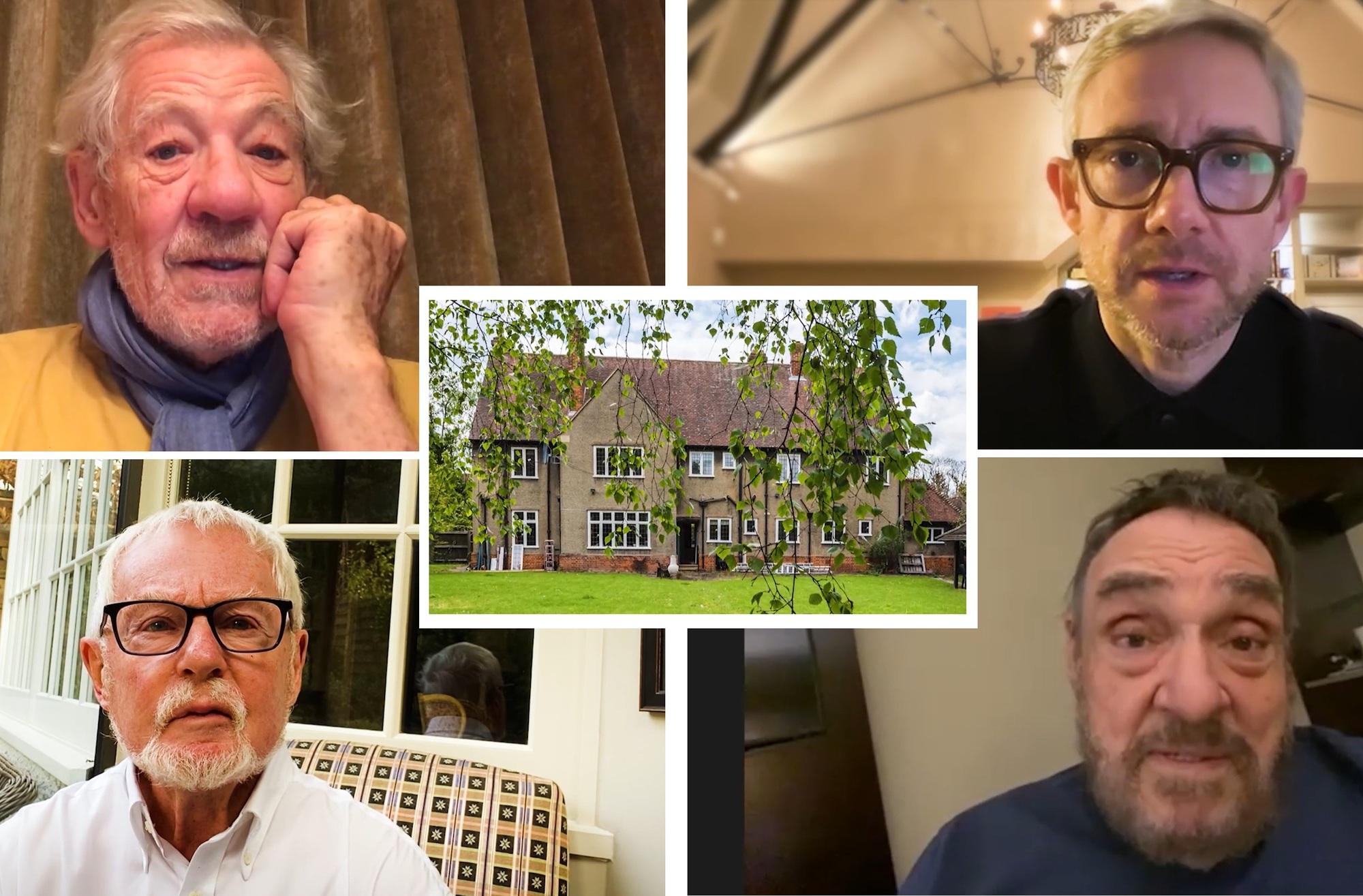 Gandalf, Bilbo, Gimli a spol. se snaží zachránit Tolkienův dům | Fandíme filmu