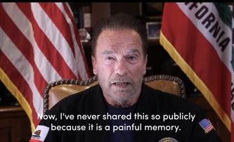 Arnold Schwarzenegger odsoudil útok na Kapitol a sdílel bolestivou zkušenost z dětství   Fandíme filmu