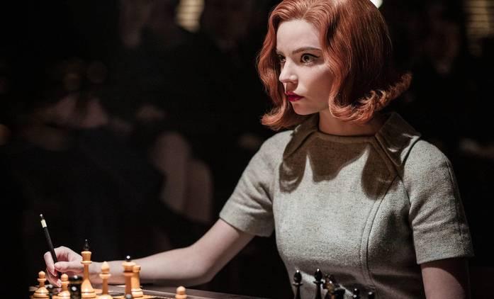 Dámský gambit: Jak vznikal šachový hit od Netflixu | Fandíme seriálům