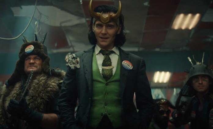 Loki: Thorův brácha se lehoulince zpozdí | Fandíme filmu