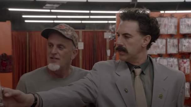 Sacha Baron Cohen pro tuto chvíli končí s Boratem   Fandíme filmu