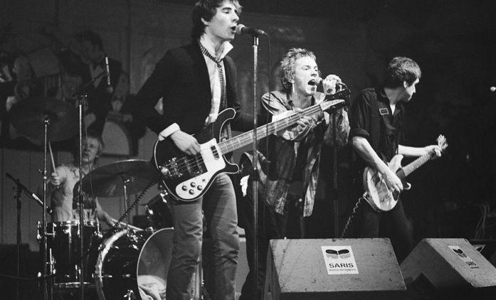 Kultovní kapela Sex Pistols dostane vlastní minisérii   Fandíme seriálům