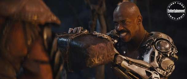 Mortal Kombat: Drsný bojový film slibuje trhání páteří a odhalil první fotky   Fandíme filmu
