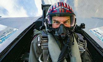 Top Gun 2: Námořnictvo Cruisovi zakázalo pilotovat moderní stíhačku | Fandíme filmu