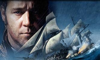 Master & Commander: Russell Crowe se na  Twitteru obul do nespokojeného diváka | Fandíme filmu
