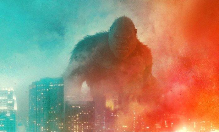 Godzilla vs. Kong: Obří ještěr v novém traileru vrací obřímu opičákovi úder | Fandíme filmu