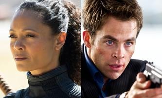Bleskovky: Chris Pine a Thandie Newton rozpoutají špionážní drama u jediného stolu | Fandíme filmu