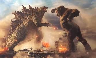 Godzilla vs. Kong: Očekávaný souboj slavných monster představuje 1. trailer | Fandíme filmu