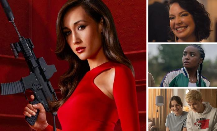 Bleskovky: Silné hrdinky bojují za ženská práva a proti rasismu v nově ohlášených seriálech   Fandíme seriálům