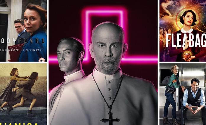 ČT uvede řadu oceňovaných sérií jako Nového papeže, Potvoru, Bodyguarda a další | Fandíme seriálům