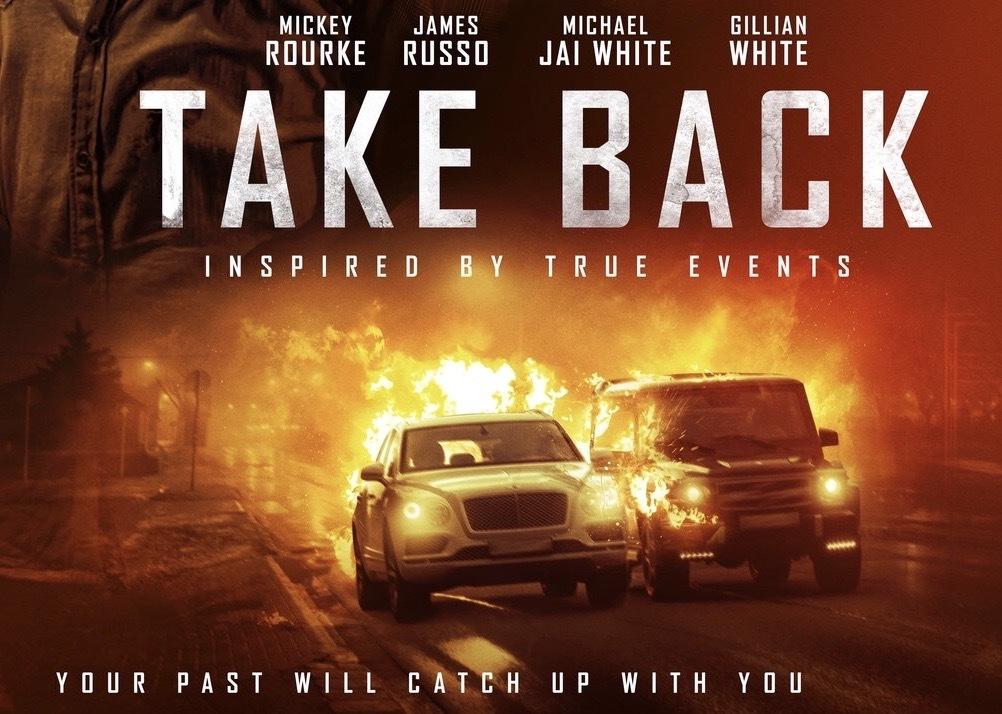 Take Back: Trailer | Fandíme filmu