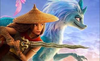 Raya a drak: Disneyho film je tak akční, že málem nebyl pro děti. Je tu nový trailer | Fandíme filmu