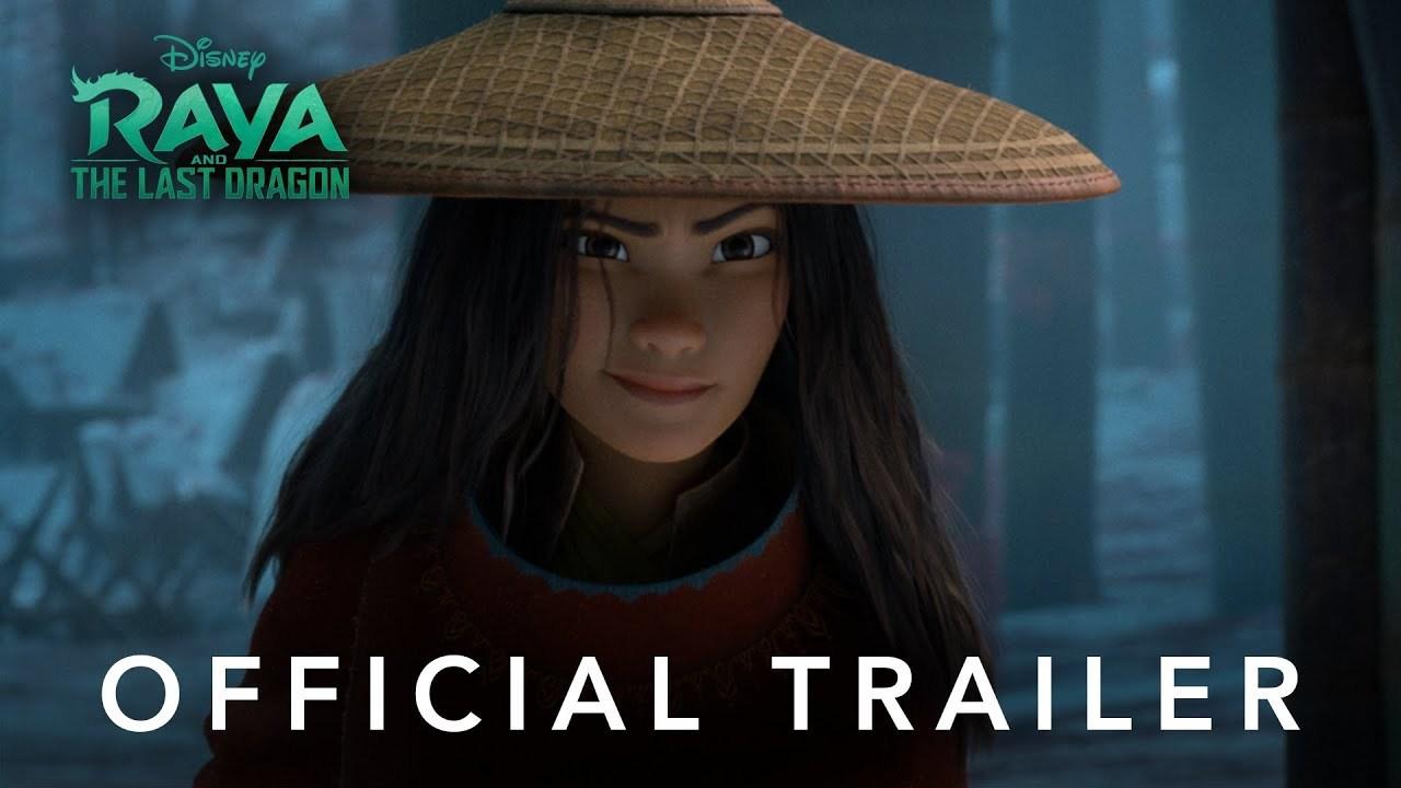 Raya a drak: Oficiální trailer nové disneyovky | Fandíme filmu