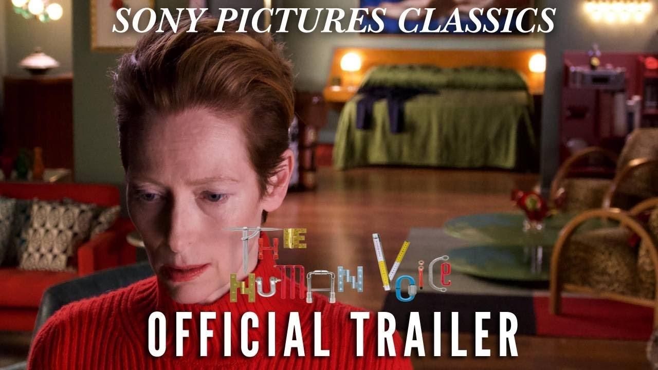 The Human Voice - Trailer   Fandíme filmu