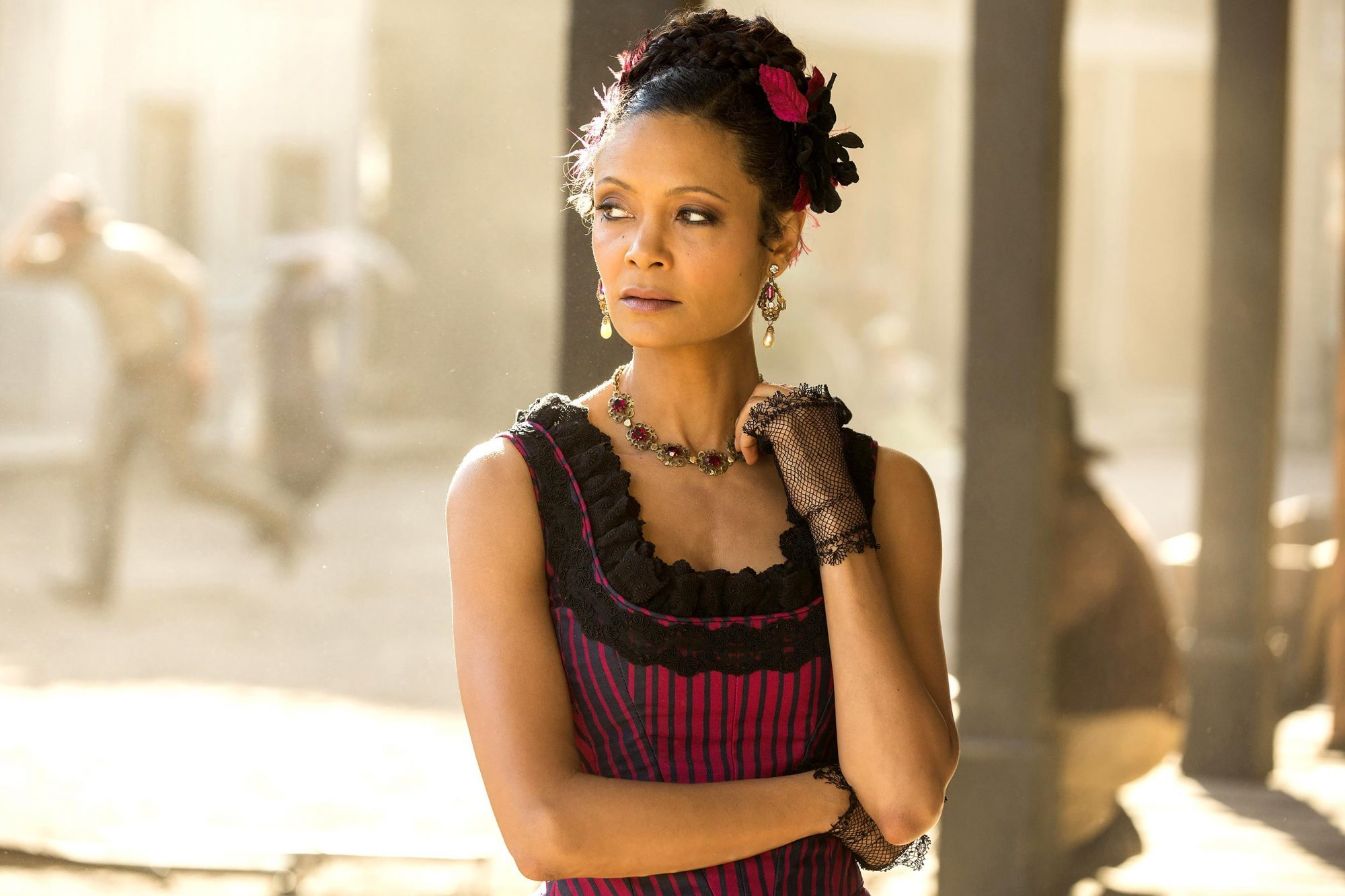 Thandie Newton | Fandíme filmu