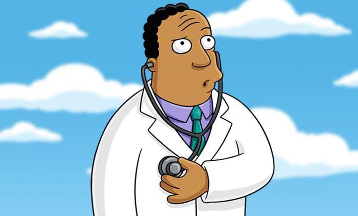 Simpsonovi: Doktora Dlahu bude nově dabovat afroamerický herec | Fandíme seriálům