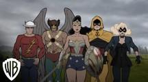 Justice Society WWII - Trailer | Fandíme filmu