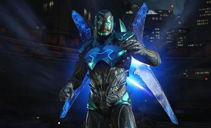 """Blue Beetle: Batmanův filmový svět dostane vlastního """"Iron Mana""""   Fandíme filmu"""