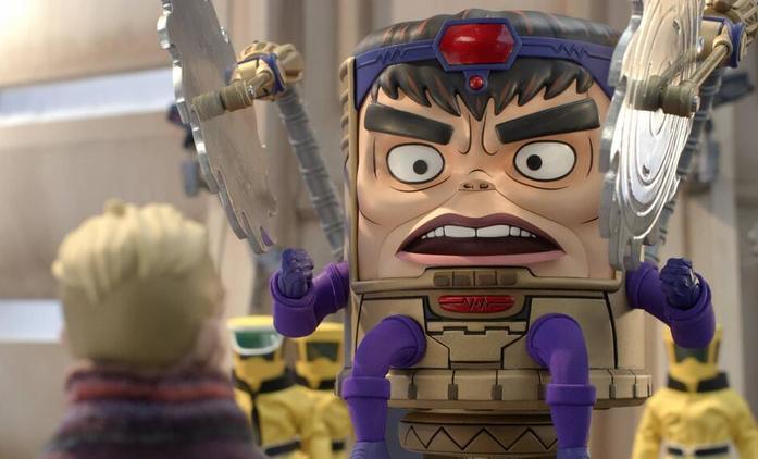 M.O.D.O.K.: Marvelovský animák o živoucím mozku odhalil hvězdné dabéry   Fandíme seriálům