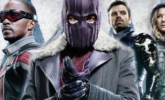 Bleskovky: Sada nových plakátů pro The Falcon and The Winter Soldier | Fandíme filmu