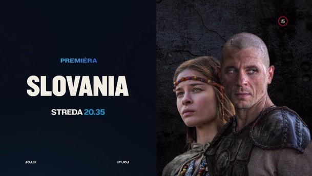 Slovania: Nejvýpravnější slovenský seriál již zítra, podívejte se na upoutávku   Fandíme serialům
