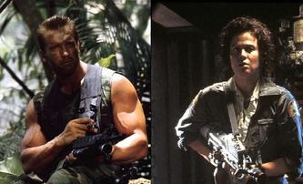 Vetřelec: James Cameron chtěl dát dohromady Sigourney Weaver a Arnolda Schwarzeneggera | Fandíme filmu