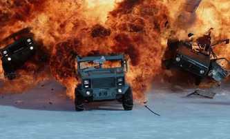 Proč vypadají filmové exploze jinak než ty skutečné | Fandíme filmu