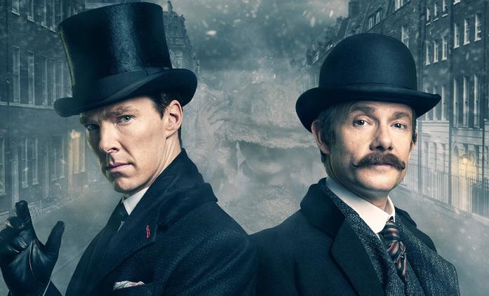 Sherlock: Benedict Cumberbatch se vyjádřil k možnému pokračování | Fandíme seriálům