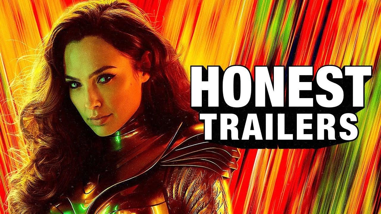 Wonder Woman 1984 - Honest Trailer | Fandíme filmu
