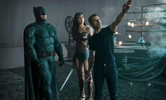 Bleskovky: Justice League v diváckém zájmu zaostala za Wonder Woman 1984 | Fandíme filmu