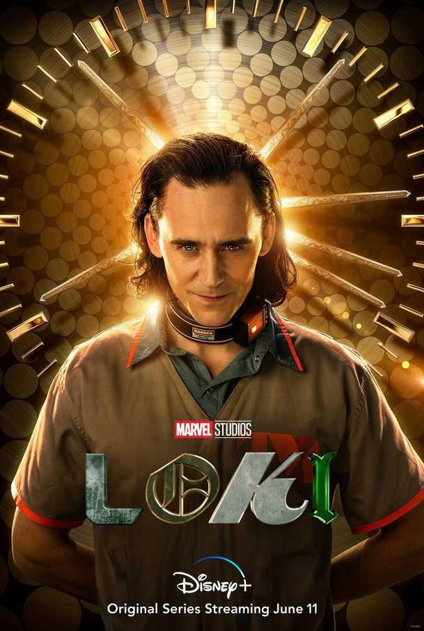 Bleskovky: Loki představil svůj první plakát   Fandíme filmu