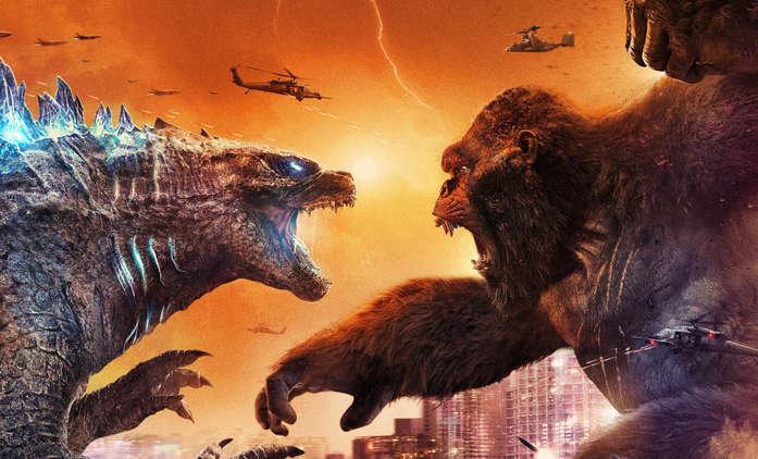 Box Office: Godzilla vs. Kong vítězně vrací diváky do kin   Fandíme filmu