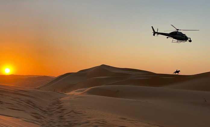 Mission: Impossible 7 obsadila další herce a točila uprostřed pouště | Fandíme filmu