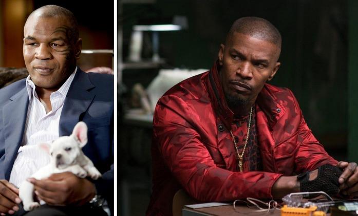 Tyson: Jamie Foxx si zahraje boxerskou legendu   Fandíme seriálům