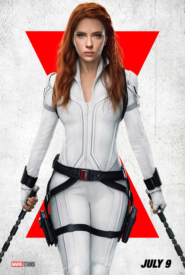 Black Widow odkládá premiéru, bude uvedena v kinech i online | Fandíme filmu