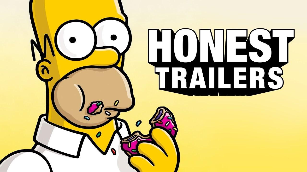 Simpsonovi ve filmu - Upřímný trailer | Fandíme filmu