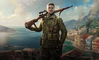 Sniper Elite: V rozbombardovaném Londýně se rozjede souboj odstřelovačů | Fandíme filmu
