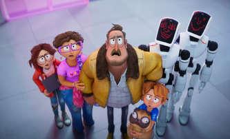 Rodina na baterky: Netflix animák z dílny tvůrců Lego příběhu vypadá parádně | Fandíme filmu