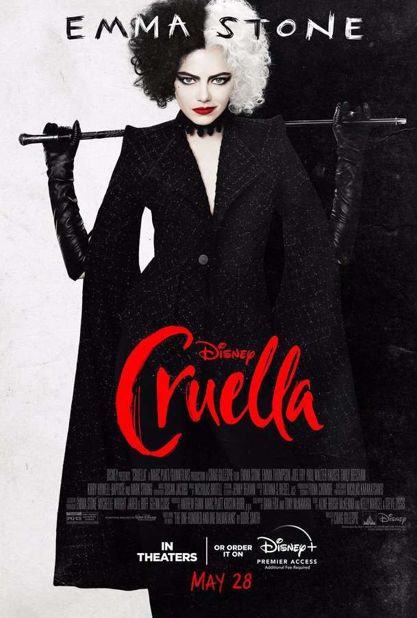Cruella: Příběh zrodu slavné zabijačky pejsků v novém traileru | Fandíme filmu