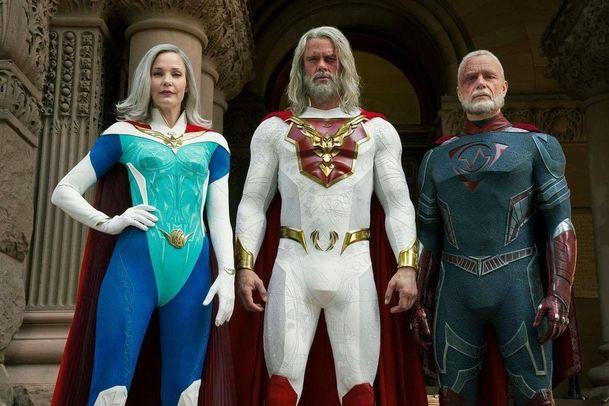 """Jupiter's Legacy: Netflix v traileru představuje vlastní seriál plný """"Supermanů""""   Fandíme serialům"""
