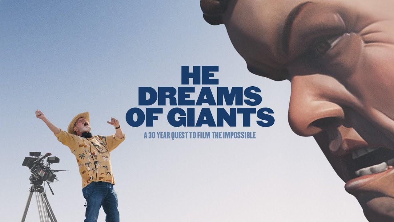 He Dreams of Giants - Trailer | Fandíme filmu