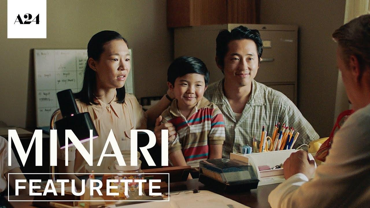 Minari - Featurette   Fandíme filmu