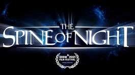 The Spine Of Night - Trailer | Fandíme filmu