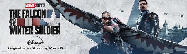 The Falcon and The Winter Soldier: Trailer na závěrečné epizody a co od nich čekat | Fandíme filmu