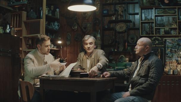 Boží mlýny: Nová detektivka od Hřebejka je příjemně poťouchlá, až roztomilá   Fandíme serialům