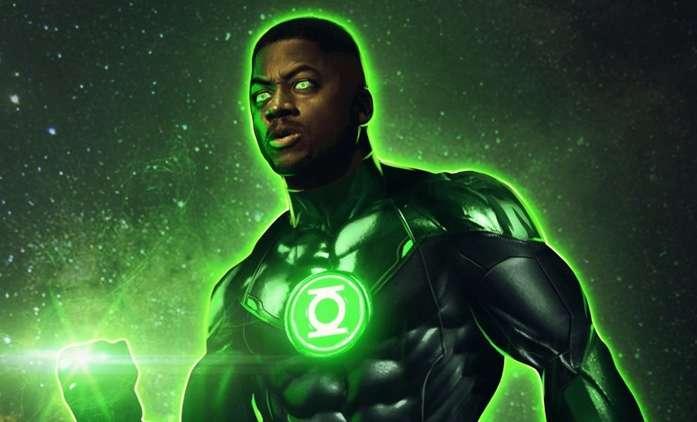 Bleskovky: Kdo byl obsazený jako Green Lantern v Justice League Zacka Snydera | Fandíme filmu