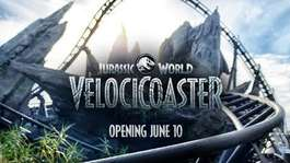 Jurassic World VelociCoaster | Fandíme filmu