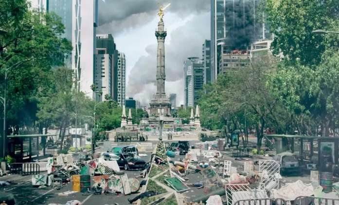 New Order: Nový trailer láká na dystopickou vizi násilného třídního střetu   Fandíme filmu