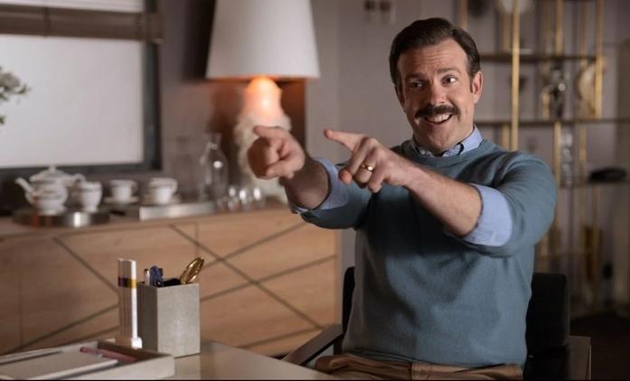 Ted Lasso: Nejpohodovější seriál loňského roku se vrací s 2. řadou   Fandíme seriálům